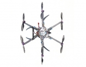 DIY Drone / Unmanned Aerial Vehicle (UAV): 'ArduCopter 3DR Hexa'
