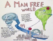 A Man Free World